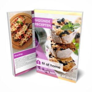 Fit at Home | Gezonde Recepten - Food Guide